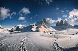 День в горах / Ноябрь 2014 года, Доломитовые Альпы.   Приглашаю в поход по доломитовым Альпам в сентябре - https://viktardzerkach.livejournal.com/47472.html