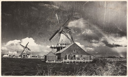 Старинная пятница / Zaanse Schans — музей под открытым небом в Нидерландах