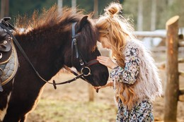 Я люблю свою лошадку /