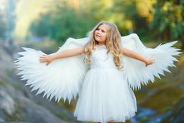 Ангел приносящий счастье /