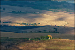 Свет и тени солнечной Тосканы / Тосканские зарисовки.