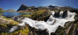 Горная свежесть / Южная Норвегия, на прошлой неделе.