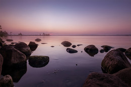 Закатное Минское море / Закатное Минское море