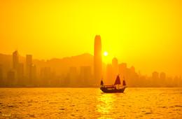 Есть город золотой. / вспоминая золотой закат