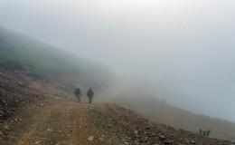 За туманом... / Сочи, Роза хутор  http://www.youtube.com/watch?v=MpC5vKJFAms