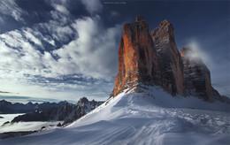 Без названия / Одно из моих любимых мест- Tre Cime di Lavaredo По просьбам коллег отдельный тур в Доломитовые Альпы зимой. Самые популярные места зимнего горного альпийского пейзажа. https://mikhaliuk.com/Dolomites-Photo-expedition-in-winter-St-Magdalena/