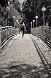 На мосту / ...