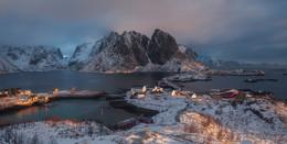 Без названия / Норвегия 2018.  https://mikhaliuk.com/Christmas-and-the-Northern-Lightsin-Norway-in-Lofoten