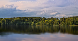 Про озеро / Пейзаж Беларуси