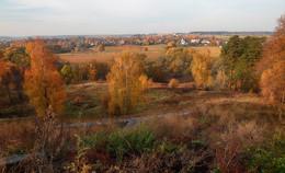 осенняя / Подмосковье - Савино-сторожевский монастырь