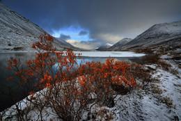 В Хибины приходит зима... / Хибины
