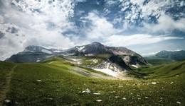 Горными тропами / Зап Кавказ