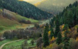 Дороги которые мы выбираем / В горах Кавказа