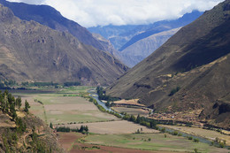 Долина реки Урубамба / Перу