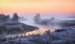 Морозное утро / Осенний рассвет