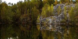 Осень в Карелии / Карелия. Рускеала