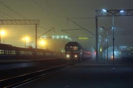 Минск-Пассажирский | Minsk-Passenger / ЖД вокзал Минска, станция Минск-Пассажирский
