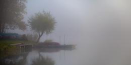 Осенний туман / Утро в Красном селе