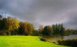 В парке / ***