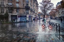 Дождливая погода. / ***