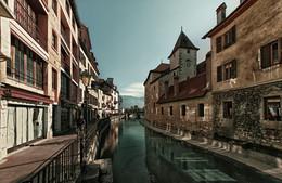 Солнечный день. / Анси,Франция