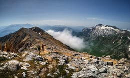 Прогулка в горах / Зап. Кавказ