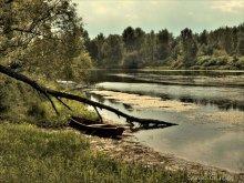 СВЕМА / На берегу этой тихой реки Десны в давние-давние времена выпускалась пленка СВЕМА. Доброй памяти посвящается