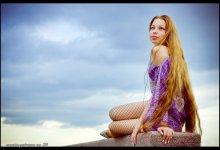 Русалка / модель Елена