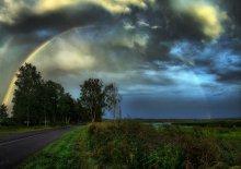 Радужная арка / Почти панорамма