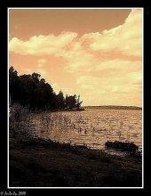 На Браславах... / Браславские озера