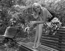 Женя / старый ботанический сад
