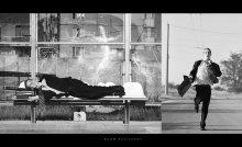 Проспать на работу / Владимир Комаров