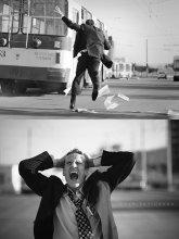 Опоздать на троллейбус! / Художник, архитектор боксёр и просто гениальный человек: Владимир Комаров!
