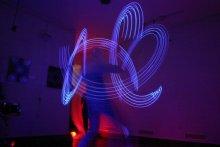 Neon fireshow 2 / --\\--