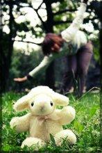 назад в детство / в гомельском парке