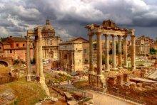 Развалины Империи / Рим