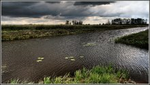 Непогода / В районе Августовского канала