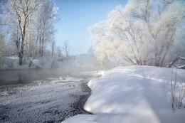 С началом зимы! / Истра Московская обл.