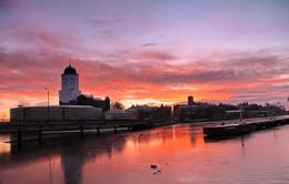 утро нового дня / #Выборг #Vyborg #красивыефотографии#красивые #утро