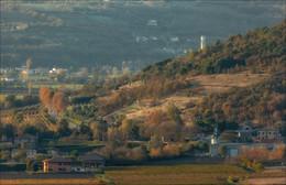Lozzo Atestino / Эвганские холмы осенью,местечко Lozzo Atestino регион Венето.
