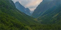 Без названия / ущелье реки Бадук