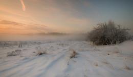 Заснеженная пятница / Зимние рассветы.