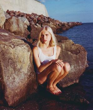 про теплые камни... / пляжи Одессы