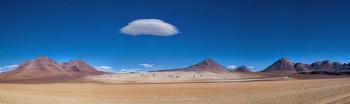 Сны Альтиплано / Пустыня Сальвадора Дали, Альтиплано. Боливия