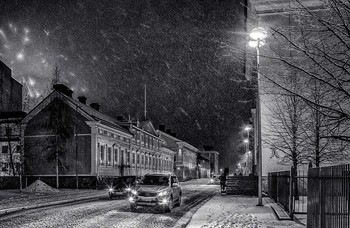 На пороге - Новый Год! / Оулу, Финляндия, почти Новый, 2014 год...  http://www.youtube.com/watch?v=itcMLwMEeMQ&list=RDitcMLwMEeMQ&start_radio=1&t=8