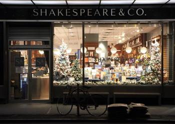 Книжный магазин / Шеспириада