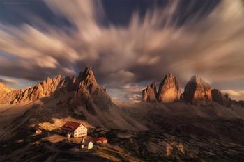 Свет и Тень Доломит / Здесь... https://mikhaliuk.com/mountains-lofoten-islands-alps-photo-tours