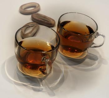 Чай с сушками... / Приятного аппетита...