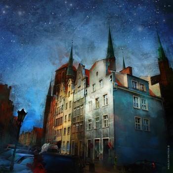С новым, годом Гданьск! / music: Shook - Cloud Symphony https://www.youtube.com/watch?v=cKzhSSI32Q0