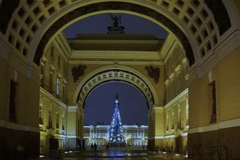 С Новым годом друзья!!! / Санкт-Петербург